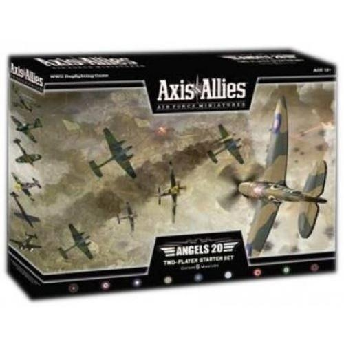 Wizards Of The Coast Axis & Allies Air Force Miniatures A...