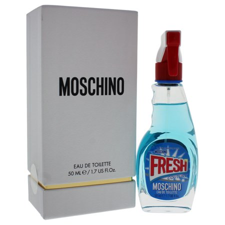 Moschino Fresh Couture by Moschino for Women - 1.7 oz EDT Spray