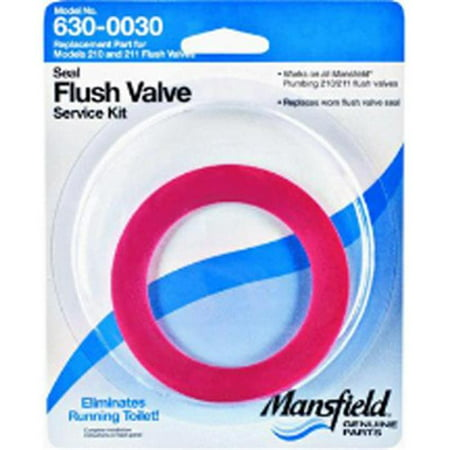 - Mansfield Plumbing Flush Valve Seal Kit 206300030