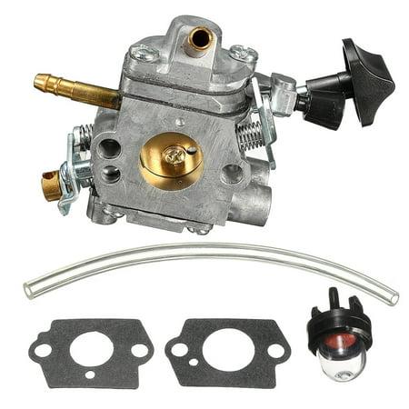Carburetor Gasket Primer Blub Fuel Line Hose For outdoorliving Stihl BR500 BR550 BR600 Backpack Blower Replaces Zama C1Q-S183 US ()
