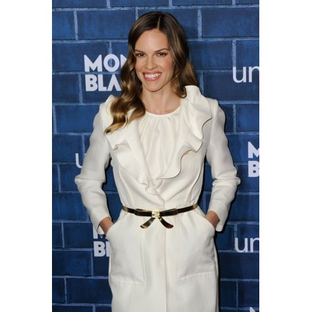 Hilary Swank At Arrivals For 2Nd Annual Pre-Oscar Brunch Celebrating Montblanc Signature For Good Collection With Unicef Hotel Bel-Air Los Angeles Ca February 23 2013 Photo By Sara CozolinoEverett Col