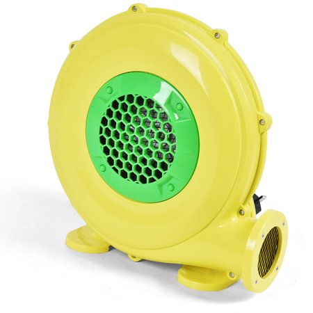 Costway Air Blower Pump Fan 480 Watt 0.64HP For Inflatable Bounce House Bouncy