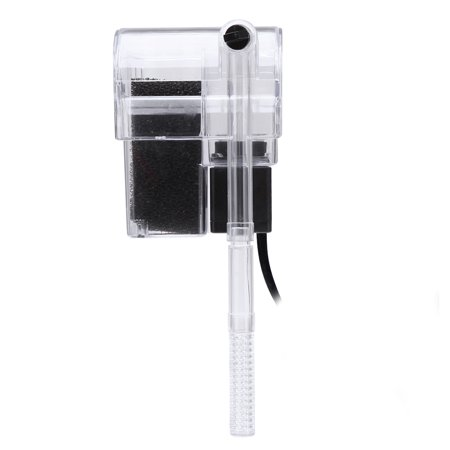 External Aquarium Water Pumps - External Oxygen Pump Waterfall Filter for Fish Turtle Tank Aquarium 220-240V