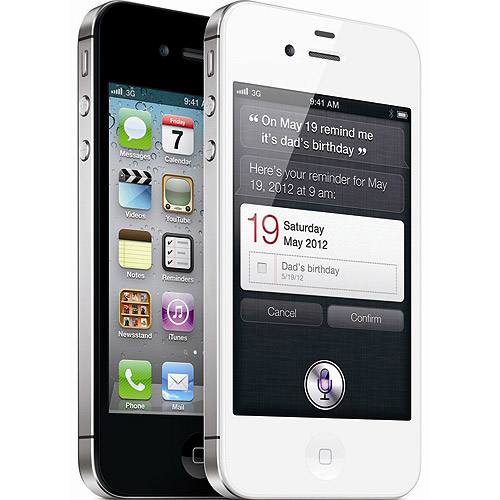 verizon iphone upgrade apple iphone 4s 16gb black or white at amp t or verizon 13236