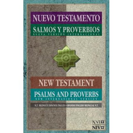 Spanish/English New Testament with Psalms & Proverbs-PR-NIV/NVI - Psalm 150 6