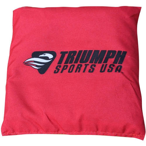 Triumph Red Replacement Bean Bags, 4 Count