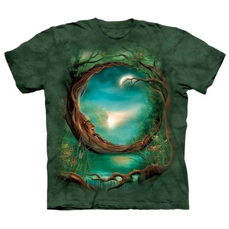 The Mountain Mens Moon Tree T Shirt