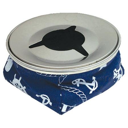 Flip Top Ashtray (Seachoice Blue Windproof Ashtray )