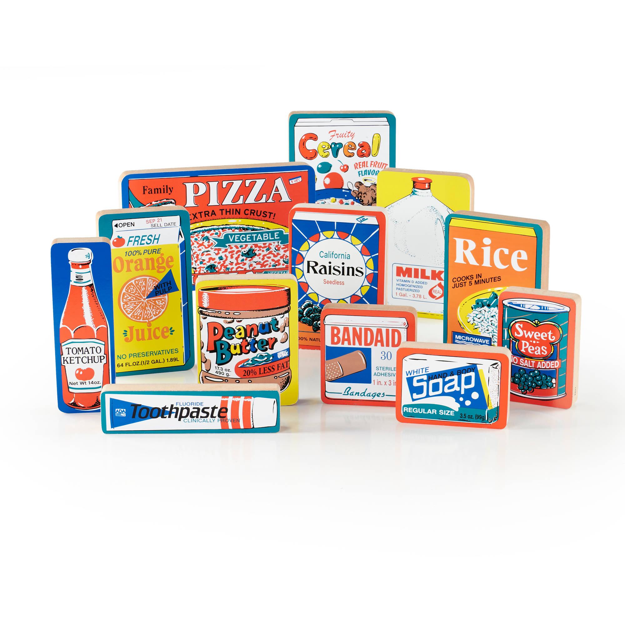 Guidecraft Grocery Store Play Products