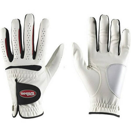 Wilson Feel plus Right Handed Men's Golf Glove, Assortment