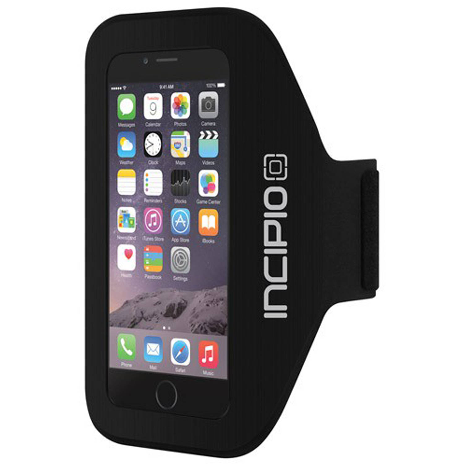 Incipio [Performance] Armband for Apple iPhone 6,6s, Black