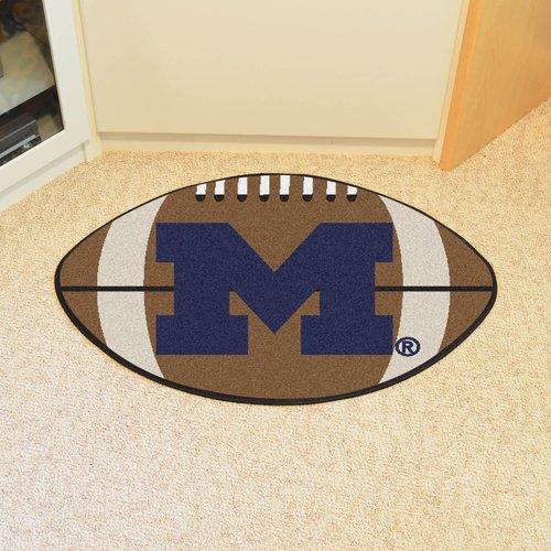 University of Michigan Football Mat