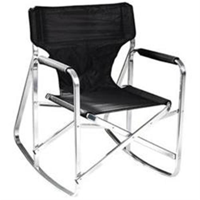 MINGS MARK SL1205BLCK Rocking Director Chair Black