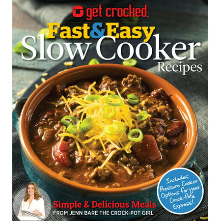 Get Crocked: Fast & Easy Slow Cooker Recipes (Pillsbury Easy Halloween Recipes)