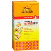 Tiger Balm Arthritis Rub 4 oz (Pack of 2)