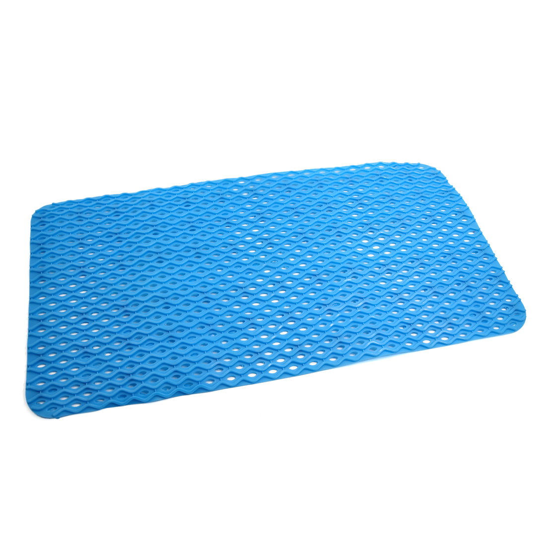 PVC Bathroom Shower Bath Tub Mat Non Slip With Suction Cups Anti Bacterial,  27.6