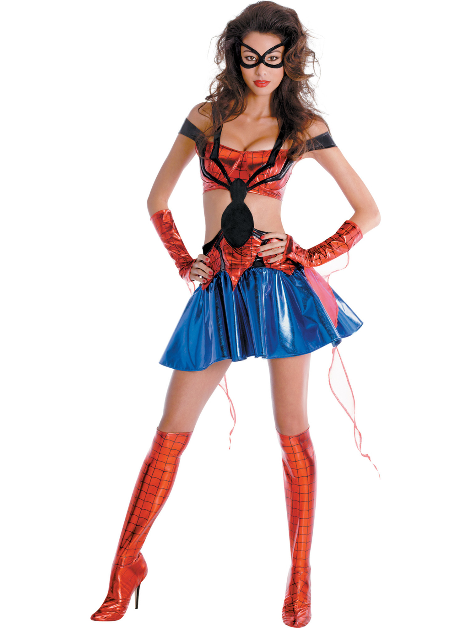 You sexy spiderman costumes good topic