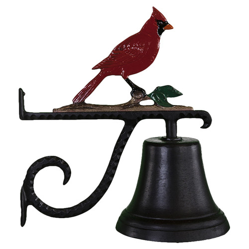 Montague Metal Products Inc. Cast Cardinal Bell