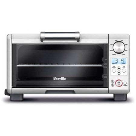 Breville BOV450XL 1800W Mini Smart Oven with Element IQ, Silver