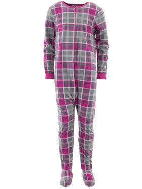 d1d721bd8 Big Girls One-piece Pajamas - Walmart.com