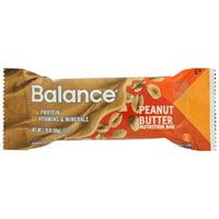 Balance Bar , Peanut Butter, 1.76 Oz, Pack Of 6