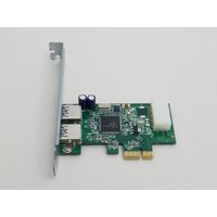 Refurbished Rosewill RA354E-3 PCI Express x1 Two-Port USB3 Expansion Card