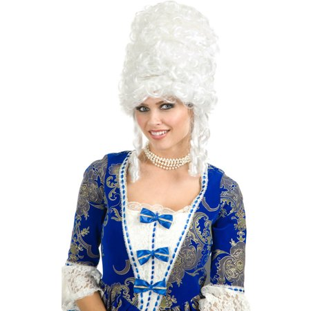 Marie Antoinette Wig Halloween Accessory