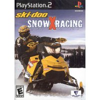 ski-doo snow racing - playstation 2