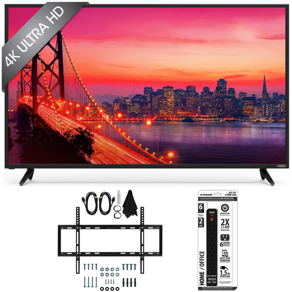 Vizio E60u-D3 - 60-Inch 4K Ultra HD SmartCast TV Home Theater