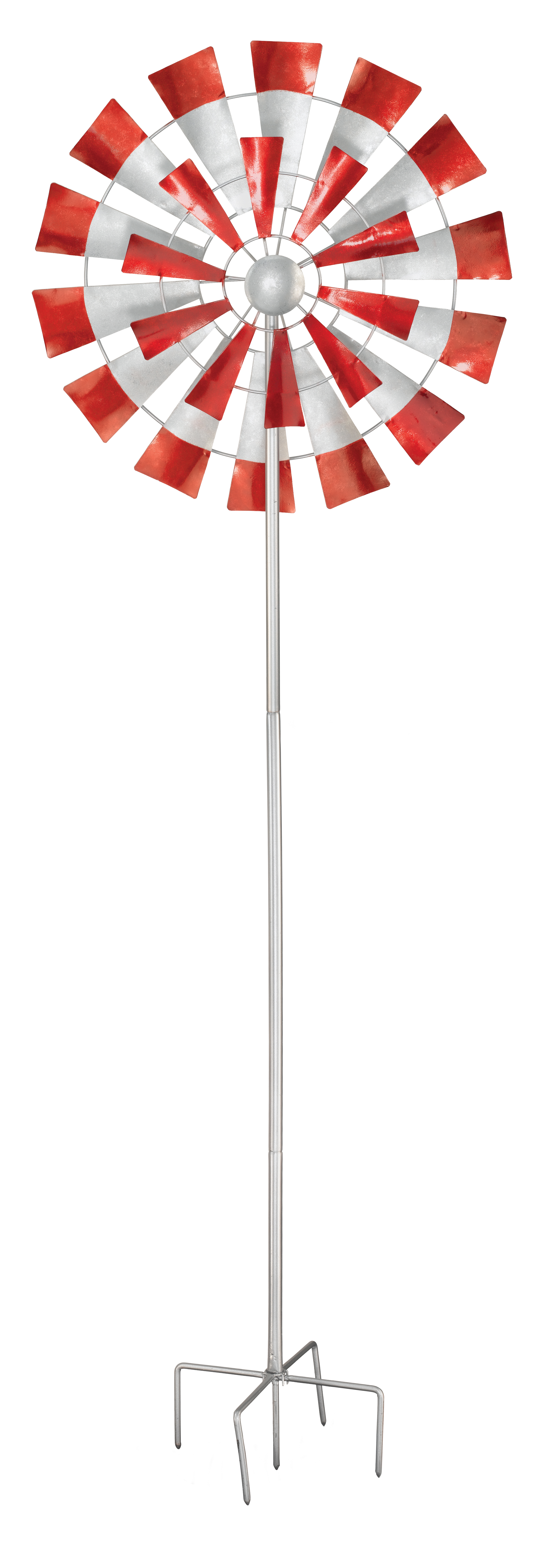 "Regal 26"" Kinetic Stake Windmill by Regal Arts & Gifts"