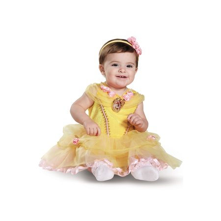 disney beauty and the beast belle infant halloween costume - Walmart Halloween Costumes For Baby