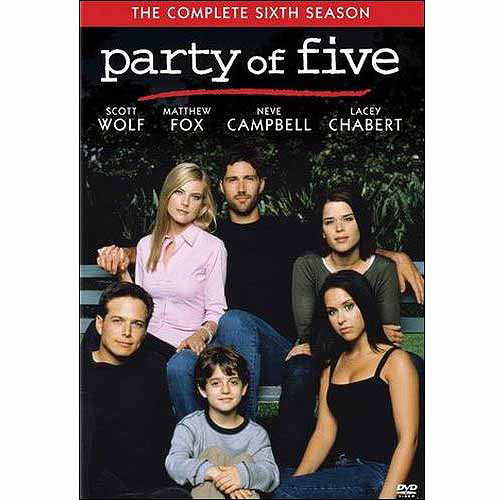 Party Of Five: The Complete Sixth Season (Anamorphic Widescreen)