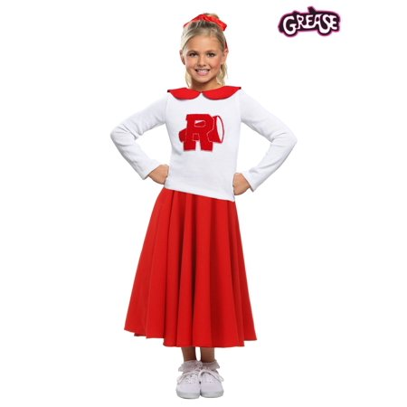 Grease Rydell High Girls Cheerleader Costume - Grease Halloween