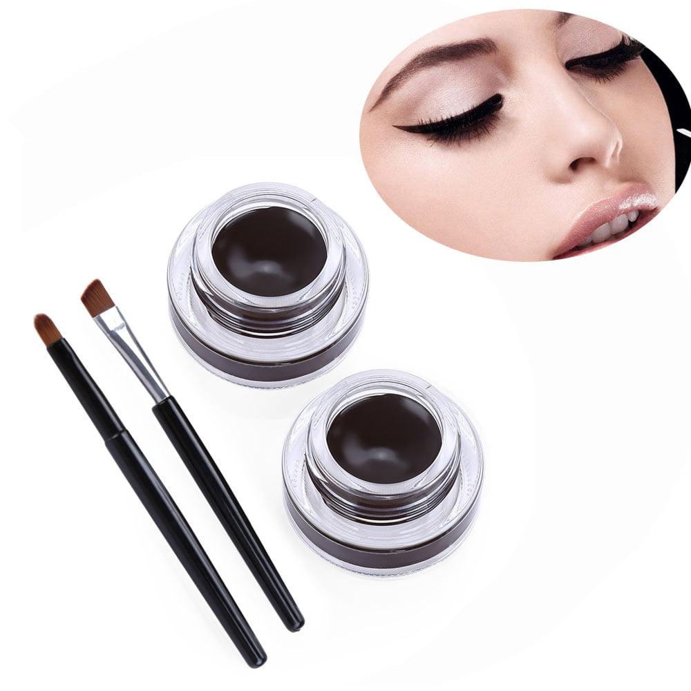 Magic Coffee Color Waterproof Long Lasting Charming Eye Liner