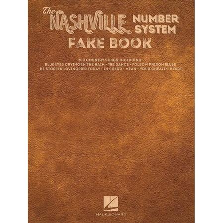 Hal Leonard The Nashville Number System Fake