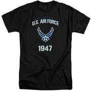 Air Force Property Of Mens Big and Tall Shirt