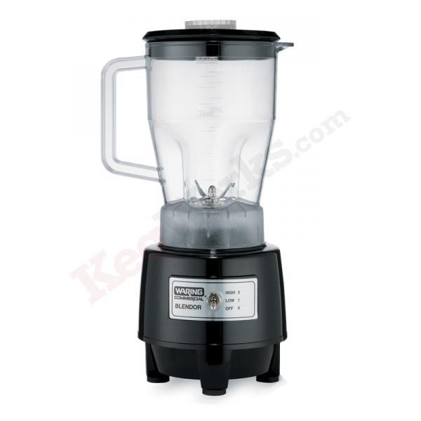 Waring Commercial Half Gallon Kitchen Food Blender