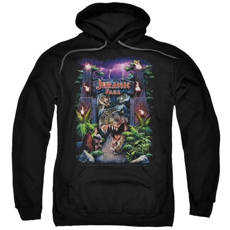 Jurassic Park - Welcome To The Park - Pull-Over Hoodie -