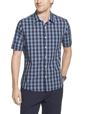 Geoffrey Beene Men's Slim Fit Short Sleeve Shirt