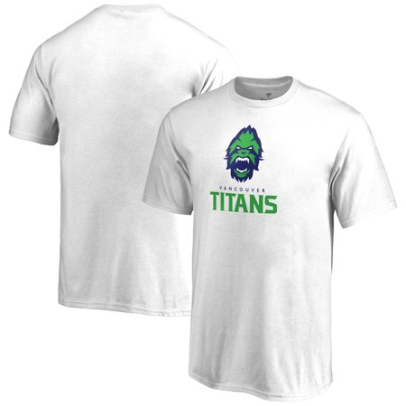 Vancouver Titans Fanatics Branded Youth Team Identity T-Shirt -