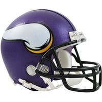 Riddell Minnesota Vikings VSR4 Mini Football Helmet
