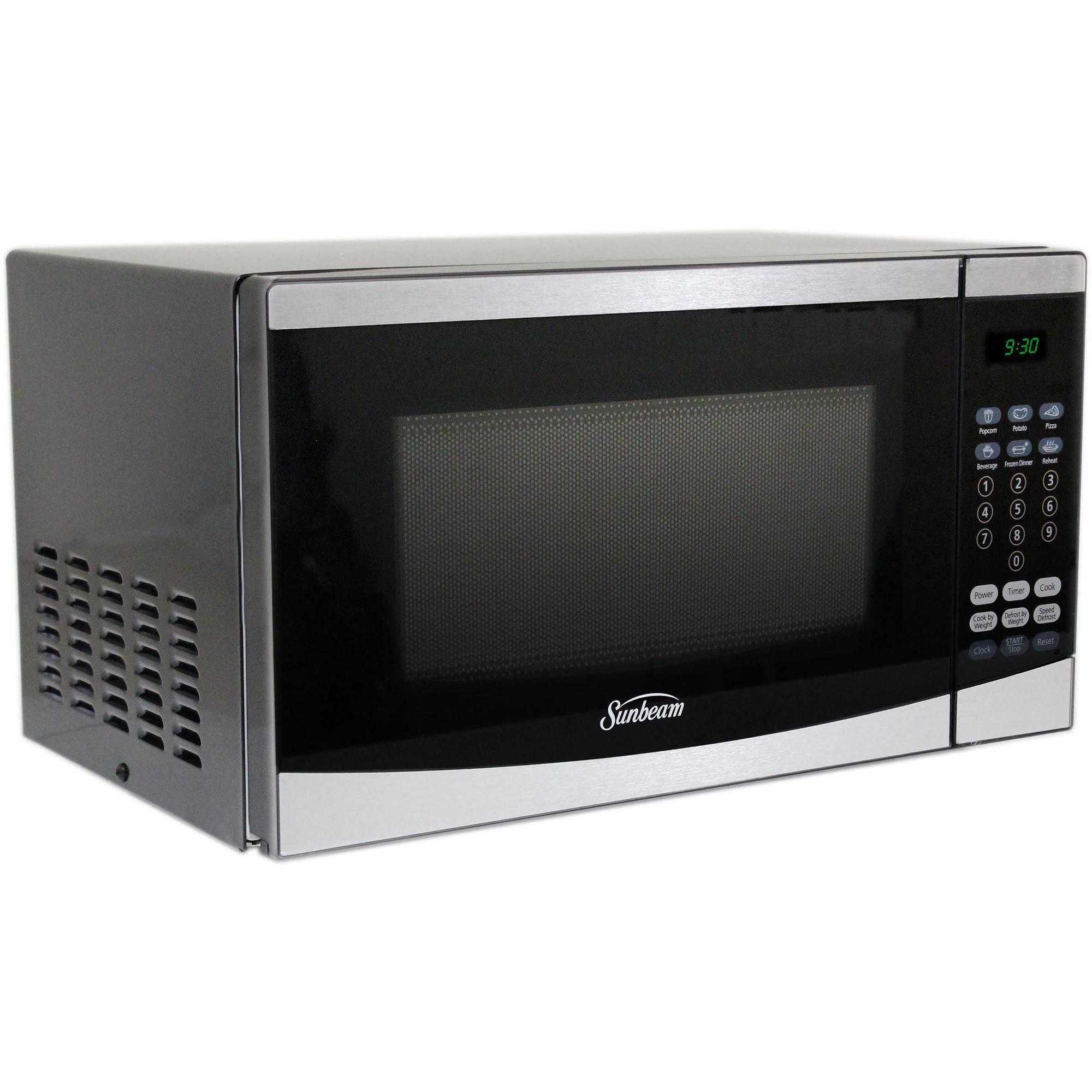Sunbeam Ft Cu 0 7 Microwave Stainless Steel