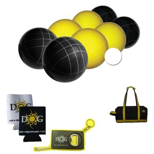 The Day of Games TG100BS00009 100mm Bocce Set - Deluxe Resin by The Day of Games