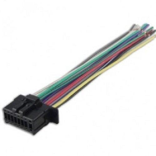 best kits bhpio16d pioneer 16 pin radio harness deh 3200ub \u0026 deh 4200ub  pioneer deh 44hd wiring diagram