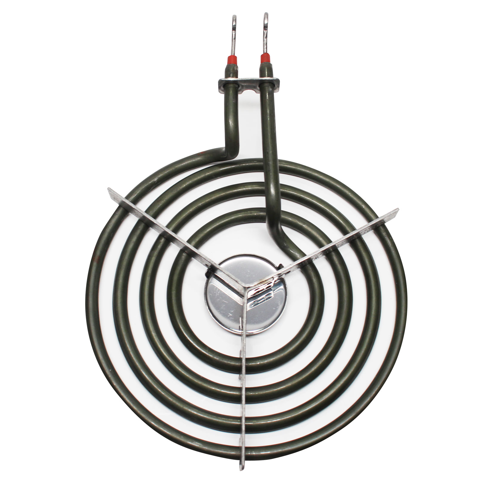 2-Pack Replacement Norge NEA3G8AC 6 inch 4 Turns Surface Burner Element - Compatible Norge 660532 Heating Element for Range, Stove & Cooktop - image 1 de 4