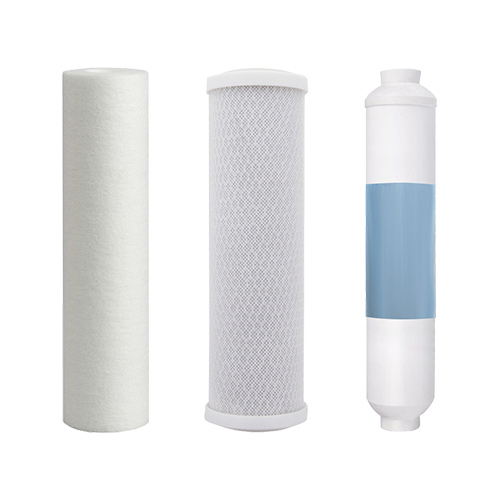 7-Pack Replacement for Puromax PC4 Inline Filter Cartridge PC4 Denali Pure Brand Universal 10-inch Cartridge Compatible with Puromax Value Line Reverse Osmosis Units