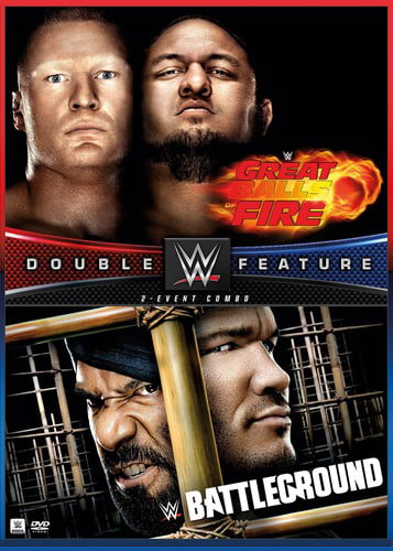 WWE: Great Balls Of Fire Battleground 2017 by