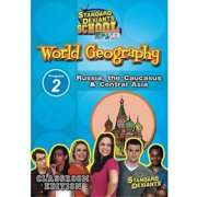 Standard Deviants: World Geography Module 2 Russia The Caucasus And Central Asia by