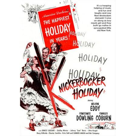 Knickerbocker Holiday (DVD)