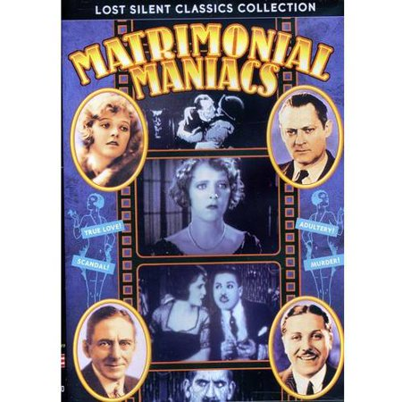 Matrimonial Maniacs  Meddling Women  1924    A Bedroom Scandal  1921    Her Great Mistake  1917    A Safe Investment  1915   Silent